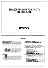 brother service manual hk km eshop