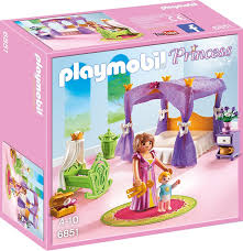 Bilder Schlafzimmer Amazon Amazon De Playmobil 6851 Himmlisches Schlafzimmer