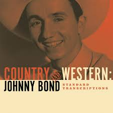western photo album johnny bond country and western bloodshot records