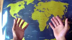 World Map With Flags Scratchable World Map With Flags By Enno Vatti Youtube