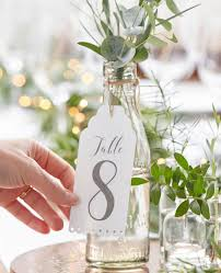 Wedding Table Numbers Ideas 7 Memorable Wedding Table Number Ideas Party Delights Blog