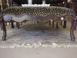 Animal Print Storage Ottoman Coffee Table Extraordinary Footstool Coffee Table Cheetah Print