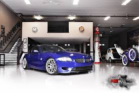 Cool Car Garages Project R3dbull