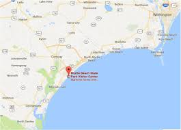 Map Of Myrtle Beach Wreckage And Raptors U2013 Myrtle Beach November 2016 Michigan Traveler