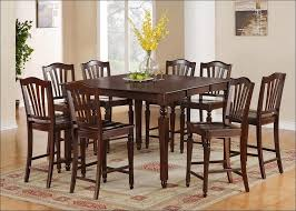 Average Dining Room Table Height Kitchen Universal Furniture Serada 9 Piece Counter Height Dining