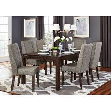 5 Piece Dining Room Sets by Brown And Gray Modern 5 Piece Dining Set Kavanaugh Collection