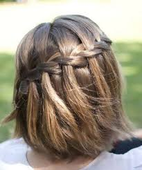 how to braid short hair step by step braid short hair medium length hairstyles