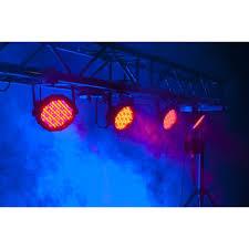 american dj led lights the mega par profile from american dj a low profile par led light