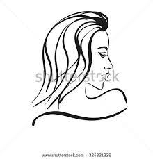 head silhouettes profile download free vector art stock