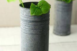 Round Cylinder Vases Dark Blue Glass Vases Zinc Cylinder Vase Pillar Candle Holder 8