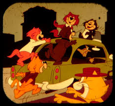top cat top cat fun with vintage viewmaster the four ages of sand