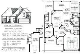 simple 1 story house plans plans 3 bedroom 2 bath house plans