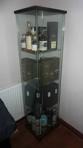 finally got me a whisky cabinet now to get enough whisky to