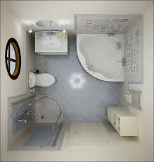 white small bathroom ideas with corner bathtub also shower cabin