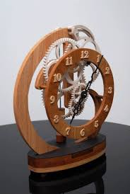 Free Wood Clock Plans Download by 349 Best Wood Grain Images On Pinterest Wooden Gear Clock