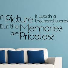 a picture is v1 quote wall sticker world of wall stickers a picture is v1 quote wall sticker decal a