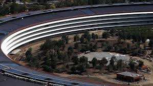 New Apple Headquarters Apple Park Cupertino Headquarters Pictures Video