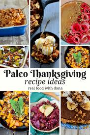 my paleo thanksgiving 2017 real food with