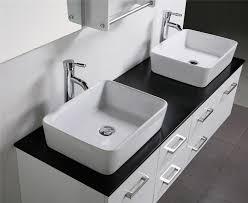 glass bathroom vanity brilliant ideas glass bathroom sinks