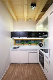 appliances single wall kitchens space saving designs with