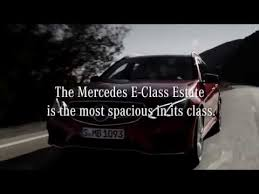 mercedes e class estate used mercedes e class estate the transportable this is how we