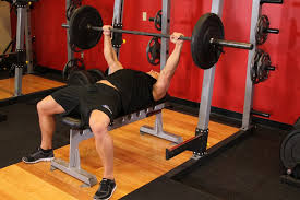 Barbell Bench Press Technique Barbell Bench Press Medium Grip U2014 How To Do It Of