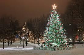 boston s official tree lighting bostonattitudebostonattitude