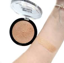 Maybelline Master Chrome maybelline master chrome highlighter swatches makeup swatches