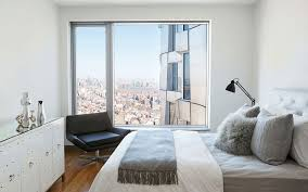 Small Penthouses Design New York Luxury Penthouse Apartment Floorplan By Gehry Bedroom