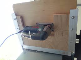 Wood Saw Table Add A Jig Saw Table To Your Table Saw Router Forums