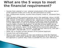 Employment Letter For Visa Uk uk sponsor financial requirement