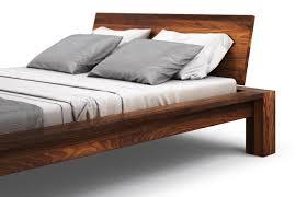 Schlafzimmer Bett Nussbaum Amorgos In Nussbaum U2013 Bett