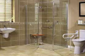 Handicapped Bathroom Showers Amazing Wheelchair Accessible Homes Accessible Shower Design