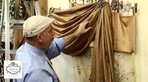 How To Hang A Drapery Scarf by 13 Do It Yourself Drapes Window Treatment Ideas With