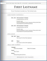 Free Indesign Resume Template Resume Free Templates Download 7 Free Resume Templates Primer 12