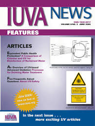 an overview of uv based advanced oxidation processes for drinking