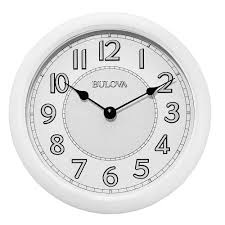 bulova clocks mantel desk and bulova wall clocks clockshops com