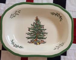 spode serving bowl etsy