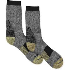 dickies men u0027s 1pk kevlar steel toe crew socks size 6 12 walmart com