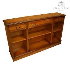 Bookcase Mahogany Inadam Furniture 3 Drawer Georgian Bookcase Mahogany Or Yew