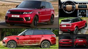 land rover range rover sport 2018 pictures information u0026 specs