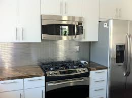 White Backsplash Kitchen Tiles Backsplash Rock Backsplash Kitchen Alder Wood For Cabinets