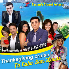 thanksgiving travel packages 5 night thanksgiving cruise to cabo san lucas