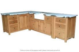meuble haut cuisine bois meuble cuisine bois massif globr co