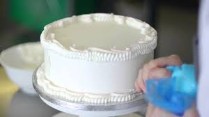 royal icing cake decoration master class with charlotte feve youtube