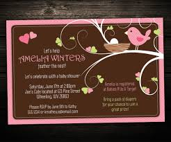 baby bird shower invitations images baby shower ideas