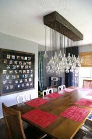 Diy Dining Room Chandelier 34 Beautiful Diy Chandelier Ideas That Will Light Up Your Home