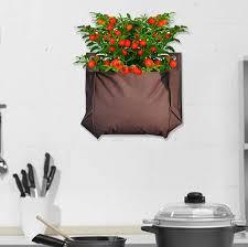 wall garden indoor indoor and outdoor grow bag kit by beecycle notonthehighstreet com