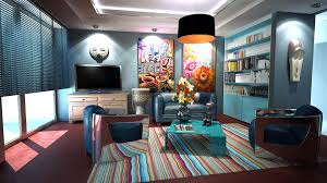 5 ways to decorate with bright colours malaysia interior design