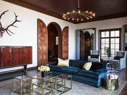 modern living room furniture luxury velvet blue sofa removable